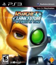 Ratchet & Clank Future: A Crack in Time  dvd cover