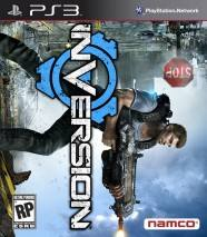 Inversion cd cover