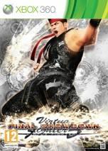Virtua Fighter 5 Final Showdown dvd cover