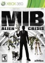 Men in Black: Alien Crisis dvd cover