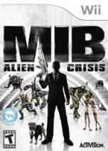 Men in Black: Alien Crisis Cover