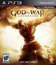 God of War: Ascension cd cover
