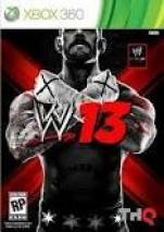 WWE 13 dvd cover