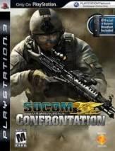 SOCOM: U.S. Navy SEALs Confrontation Cover