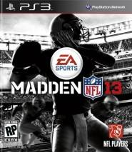 Madden NFL 13  cd cover