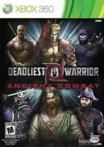Deadliest Warrior: Ancient Combat dvd cover
