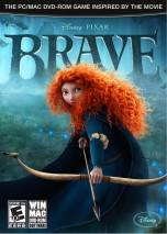 Brave: The Video Game dvd cover