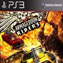 Armageddon Riders  dvd cover