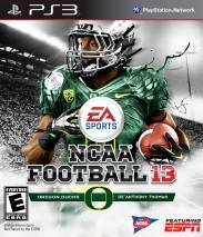 NCAA Football 13 cd cover