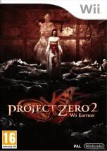 Project Zero 2: Wii Edition dvd cover