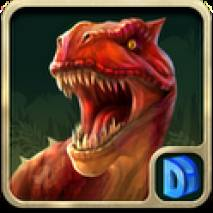 Dinosaur War dvd cover