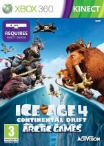 Ice Age: Continental Drift - Arctic Games dvd cover