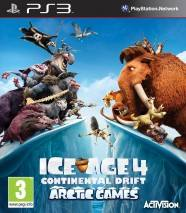Ice Age: Continental Drift - Arctic Games cd cover
