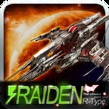 RAIDEN-Sky Force Ace II dvd cover