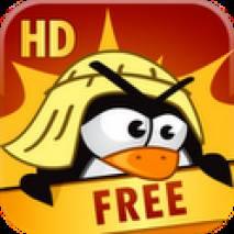 Penguin Rage HD dvd cover