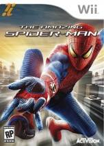 The Amazing Spider-Man dvd cover
