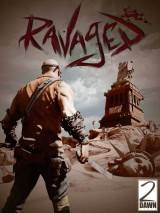 Ravaged dvd cover