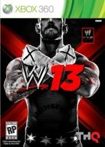 WWE '13 dvd cover