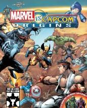 Marvel vs. Capcom Origins dvd cover