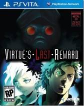 Zero Escape: Virtue's Last Reward dvd cover