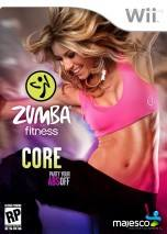 Zumba Fitness Core dvd cover