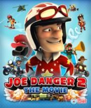 Joe Danger 2: The Movie dvd cover