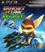 Ratchet & Clank: Full Frontal Assault cd cover