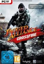 Jagged Alliance: Crossfire poster