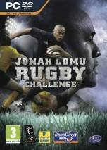 Rugby Challenge dvd cover