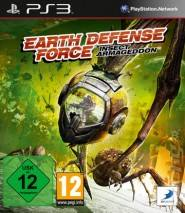 Earth Defense Force: Insect Armageddon cd cover