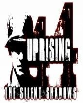 Uprising 44: The Silent Shadows dvd cover