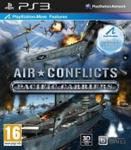 Air Conflicts: Pacific Carriers  cd cover