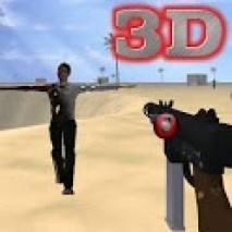 Zombie Island Strike 3D dvd cover