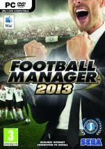 Football Manager 2013 poster