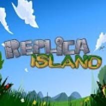 Replica Island dvd cover