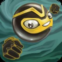 Golden Ninja dvd cover