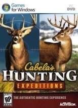Cabela's Hunting Expeditions poster