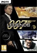 007 Legends poster