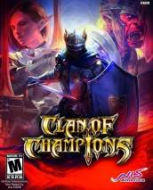 Clan of Champions cd cover