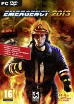 Emergency 2013 dvd cover