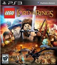 LEGO The Lord of the Rings cd cover