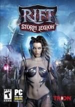 Rift: Storm Legion dvd cover