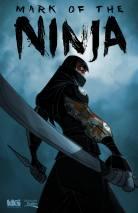 Mark of the Ninja dvd cover