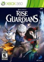 Rise of the Guardians dvd cover