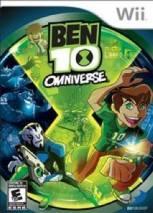 Ben 10: Omniverse Cover