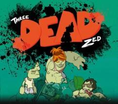 Three Dead Zed dvd cover