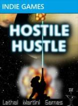 Hostile Hustle dvd cover