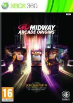 Midway Arcade Origins dvd cover