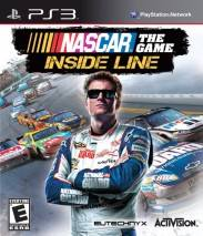 NASCAR The Game: Inside Line cd cover