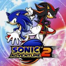 Sonic Adventure 2 dvd cover